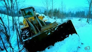 Plowing Porcupine | Gold Rush