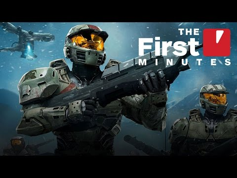 The First 19 Minutes Of Halo Wars: Definitive Edition (1080p 60fps)