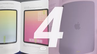 iPad Air 4 First Look! Side Touch ID & All-Screen Design