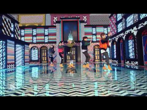 [Mirror] SHINee - Downtown baby Dance ver.