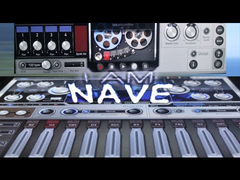 Waldorf Nave iPad  I Am Nave by Mee Zanook