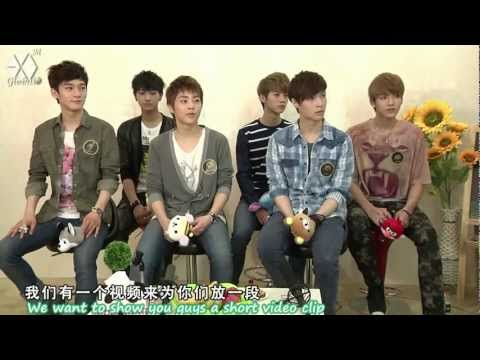[ENG/FULL/HD] 120420 EXO-M Yin Yue Tai Interview  音悦台 音悦大来宾