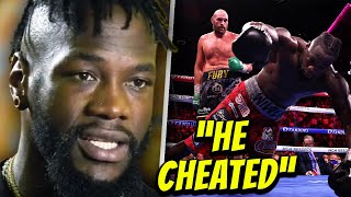 Deontay Wilder Breaks His Silence About Loss VS Tyson Fury *FULL FIGHT*