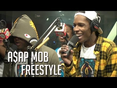 Baixar ASAP MOB FREESTYLES ON FLEX part 1