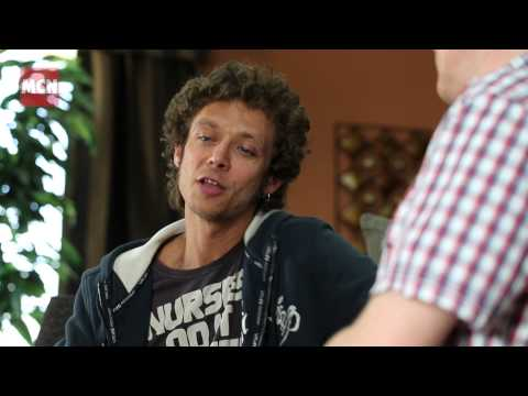 Valentino Rossi Interview Part 2