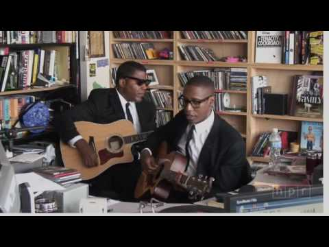 Raphael Saadiq NPR Music Tiny Desk Concert - YouTube