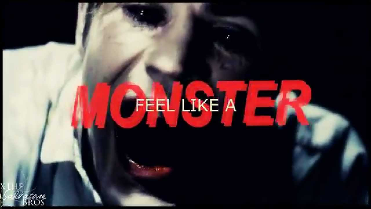 i must confess that i feel; like a monster... - YouTube