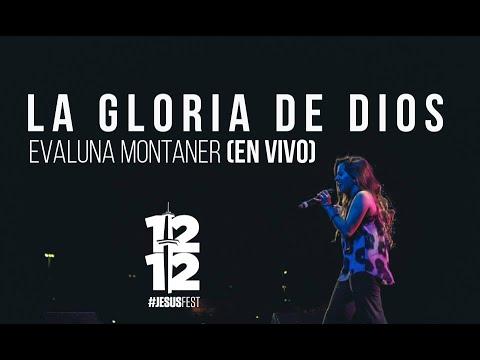 Evaluna Montaner - La Gloria De Dios (LIVE) - #JesusFest