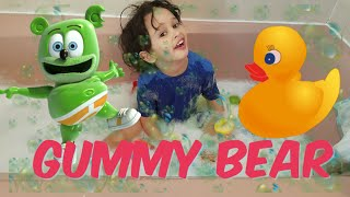 The Bubbles Song Nursery Rhymes Songs for Kids The Gummy Bear.