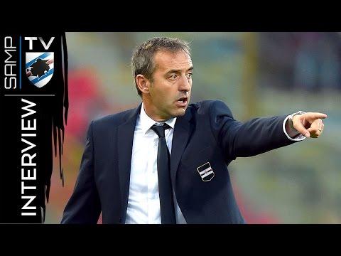 Bologna-Sampdoria, Giampaolo: «Azzeriamo e ripartiamo»