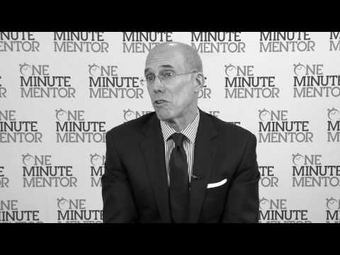 Hearst One Minute Mentor: Jeffrey Katzenberg on Marketplace