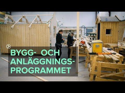 Mimers hus gymnasium - Bygg  och anläggningsprogrammet