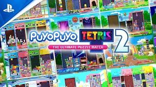 Puyo puyo tetris 2 :  bande-annonce
