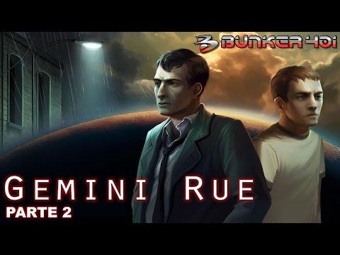 Gemini Rue (2011)(PC) Parte 2 | Gameplay | Indie
