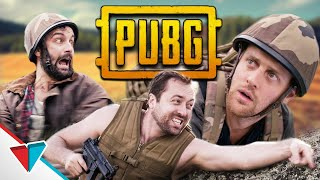 PUBG Logic Supercut - VLDL (funny skits about player unknowns battlegrounds)