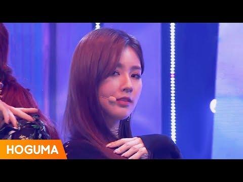(여자)아이들 ((G)I-DLE) - 한(一)(HANN)(Alone) 교차편집 (stage mix)