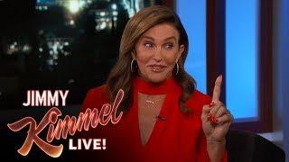 Caitlyn Jenner on Late Night Talk Show Hosts Teasing Bruce Jenner