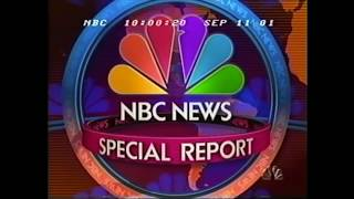 NBC News Special Reports: 1961 - 2017
