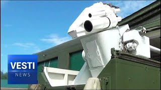Putin Checks in on His Lasers! Science Fiction Becoming Reality in New Russian Armed Forces!