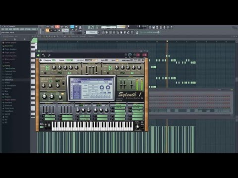 Hardstyle kick tutorial by Yhimself - on FL Studio using 3xOsc Musica Movil | MusicaMoviles.com