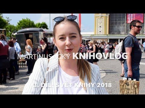 Knihovlog: Svět knihy 2018 | Martinus.cz