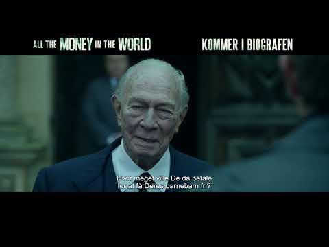 All the money in the world - Spot 30 sek. - I biograferne 1. februar 2018
