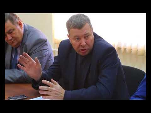 Совещание с общественными организациями Забайкальского края