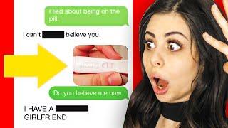 The Funniest Pregnancy Texts Fails