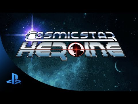 Cosmic Star Heroine Video Screenshot 2