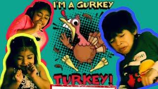 FGTEEV FUNNEL VISION GURKEY TURKEY CHALLENGE ACCEPTED