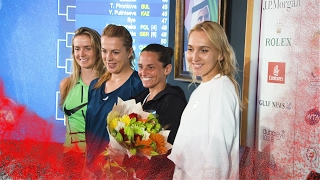 2017 WTA Draw Ceremony
