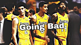 "Going Bad - Meek Mill ft. Drake | LA Lakers mix | ""Lakeshow"""