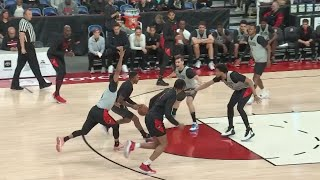 Trail Blazers Fan Fest: Rip City gets its first look at some of the new players on the court