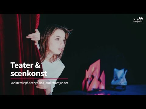 Studiefrämjandet - Teater & scenkonst