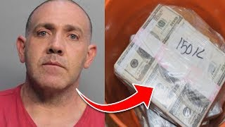 Man Hid $22 Million In Lake - But Made One BIG Mistake...