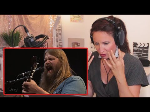 Vocal Coach Reacts - Chris Stapleton - Sometimes I Cry