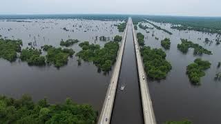 Lái Xe Xuyên Bang - nước Mỹ và những cây cầu gây sửng sốt - Francis Hùng