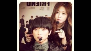Jiyeon and Kpop Boy