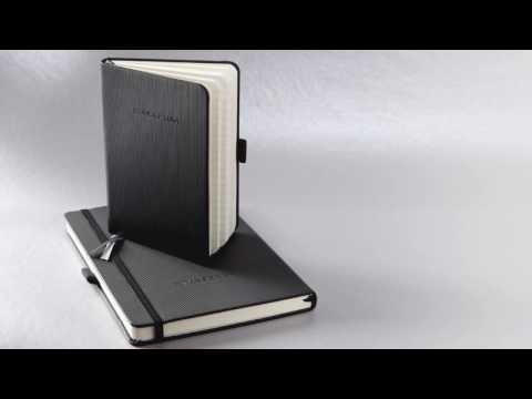 Hardcover Conceptum Notebooks by Sigel of Germany