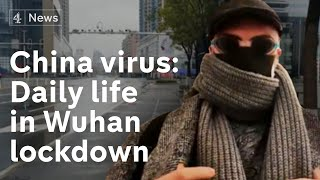 Inside Wuhan: Daily life in China's coronavirus quarantine zone