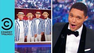 2018's Weird Trump Moments | The Daily Show With Trevor Noah