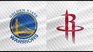 Golden State Warriors vs Houston Rockets Game 6 | Live Reactions & Play-By-Play