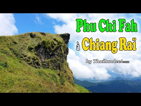 la montagne du phu chi fah