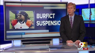 Sources: Burfict faces 5-game suspension