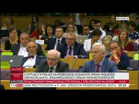 M. Jurek do F. Timmermansa: bardzo prosimy o respektowanie naszej suwerenności