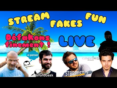 🎯 LIVE : Défakons finement / Version courte - DEFAKATOR