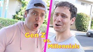 How Gen Z and Millennials fight