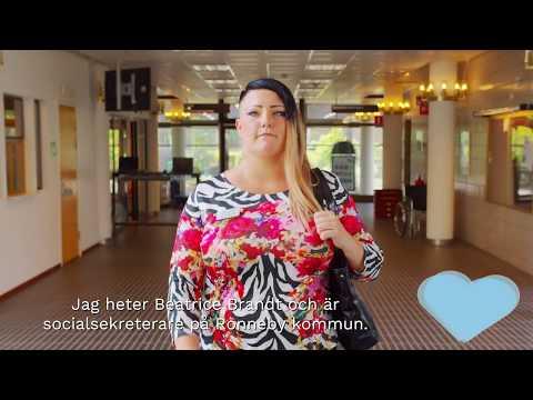 Att arbeta i Ronneby kommun - Socialsekreterare