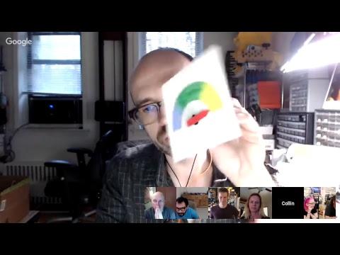 SHOW-AND-TELL LIVE VIDEO! 8/15/18 #showandtell @adafruit #adafruit