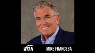 Mike Francesa show open on Ben McAdoo-Jerry Reese firing, Eli back starting WFAN